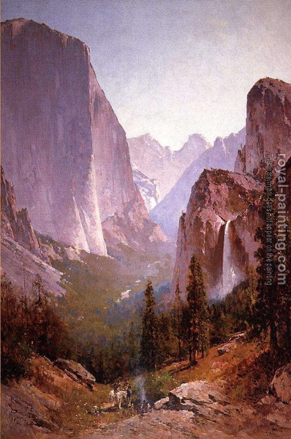 Thomas Hill : Yosemite
